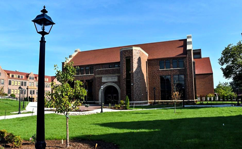 millikin university commons exterior