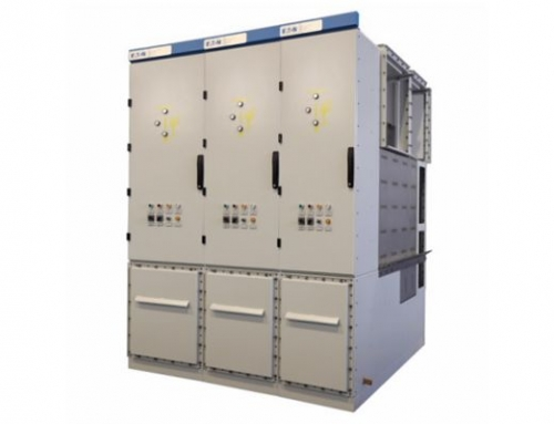 Eaton XGIS Gas-Insulated Switchgear
